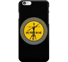 Standing One-Arm Biceps Cable Curl - My Performance Enhancement Drug iPhone Case/Skin