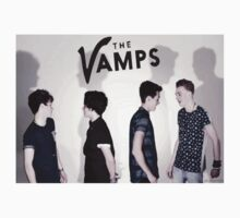 The Vamps Shirt by kmilentis