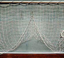 Goal Net by Alexandra Lavizzari