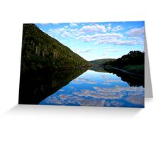 Kariega River Greeting Card