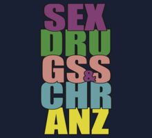 Nobody - Sex Drugs & Schranz by Patrikadze