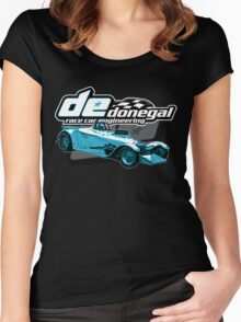 Drag Racing Shop Women's Fitted Scoop T-Shirt