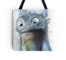 Garish Toothless Tote Bag