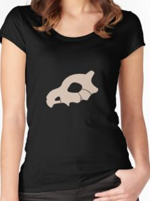 cubone1 Women's Fitted Scoop T-Shirt