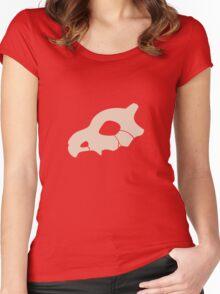 cubone1 Women's Fitted Scoop T-Shirt