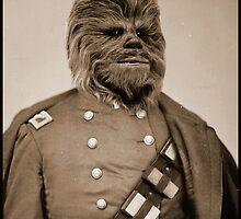 Portrait of Sir Chewie by KAMonkey