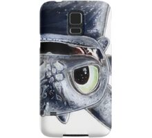 Toothless Upside Down Samsung Galaxy Case/Skin