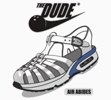 TheDude Air Abides by J.C. Maziu