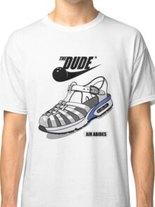 TheDude Air Abides Classic T-Shirt