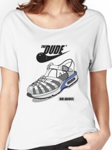 TheDude Air Abides Women's Relaxed Fit T-Shirt