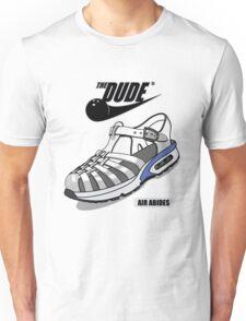 TheDude Air Abides Unisex T-Shirt