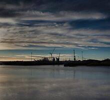 Ridham Docks by Nigel Jones
