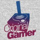 Original Gamer - Joystick by buud