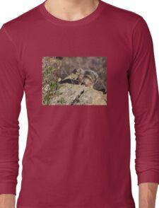 Harris' Antelope Squirrel Long Sleeve T-Shirt