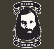 Ben Frost: In Frost We Trust by Eternaldrone