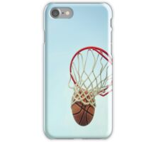 Basketball Shot iPhone Case/Skin