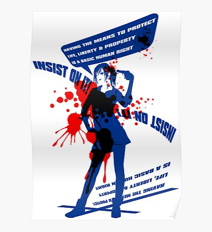 Insist_On_It! Poster