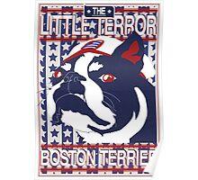 The Little Terror Poster