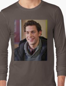 Cute John Krasinski   Long Sleeve T-Shirt