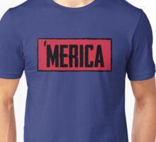 'merica Banner Unisex T-Shirt