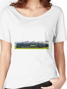 Locomotive Panorama Women's Relaxed Fit T-Shirt