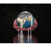 Precious Earth Photographic Print