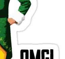 Elf - Will Ferrell | Buddy - Christmas Quote - Funny Sticker