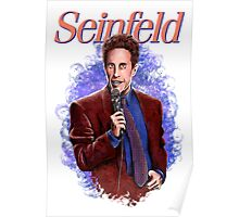 Jerry Seinfeld - TV Comedy Legend Poster