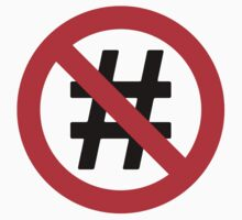 No Hash Tags by Christian Byerly