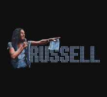 Russell Brand - Comic Timing by uberdoodles