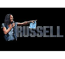 Russell Brand - Comic Timing Photographic Print