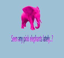 The Pink Elephant  Unisex T-Shirt