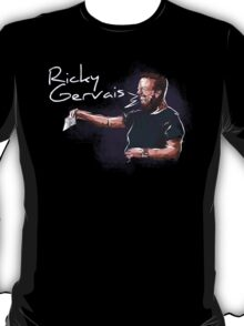 Ricky Gervais - Comic Timing T-Shirt