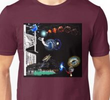 Metaphysical Space Within  Unisex T-Shirt