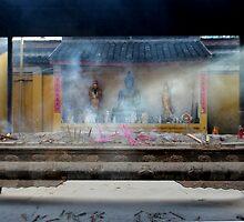 Tianning Temple, Changzhou, Jiangsu by DaveLambert