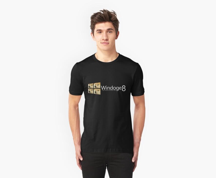 Windoge 8 T-Shirt by Greeney3rd