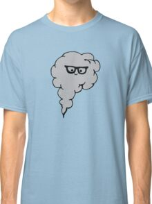 LOST Hipster Black Smoke Monster Classic T-Shirt