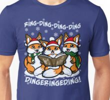 """What does the Fox Sing"" (T-shirts) Unisex T-Shirt"