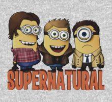 Minion Supernatural by Undernhear