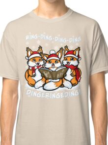 """""""What does the Fox Sing"""" (T-shirts) Classic T-Shirt"""