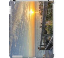 Beach Boardwalk iPad Case/Skin