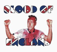 Terry Butcher - The hero of blood by guavi