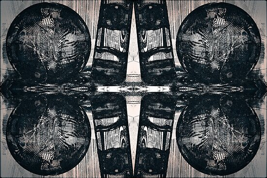 Quadruplet by Benedikt Amrhein