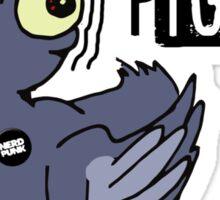 Rockin Pigeon Sticker