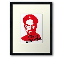 """Steve Jobs """"Che"""" Framed Print"""