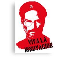 "Steve Jobs ""Che"" Canvas Print"