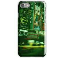 Good Old Times iPhone Case/Skin
