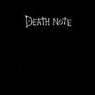death note by dibsterscown