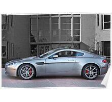 2009 Aston Martin DB 9 II Poster