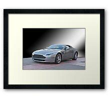 2009 Aston Martin DB 9 I Framed Print